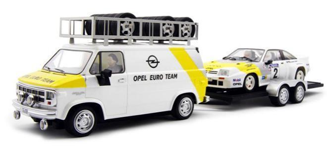 OPEL EURO TEAM FLY, MARALIC AVANT