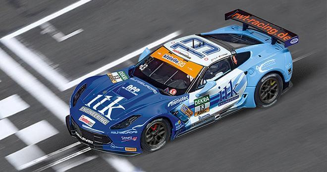 CORVETTE C7 GT3 R CARRERA