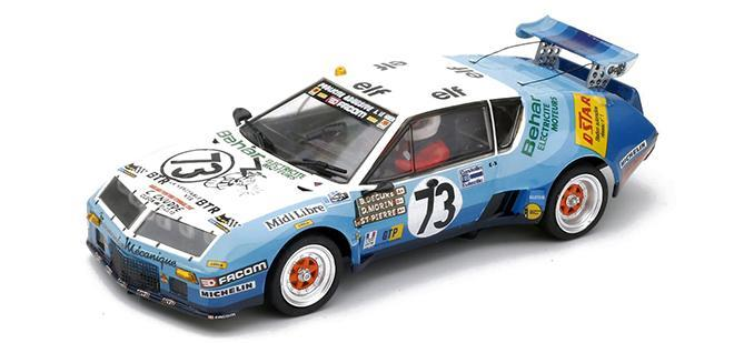 ALPINE A310 GTP TEAM SLOT