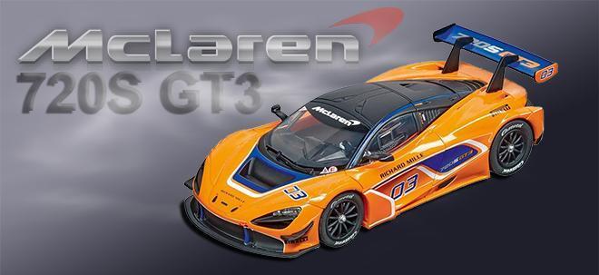 MCLAREN 720S GT3 CARRERA