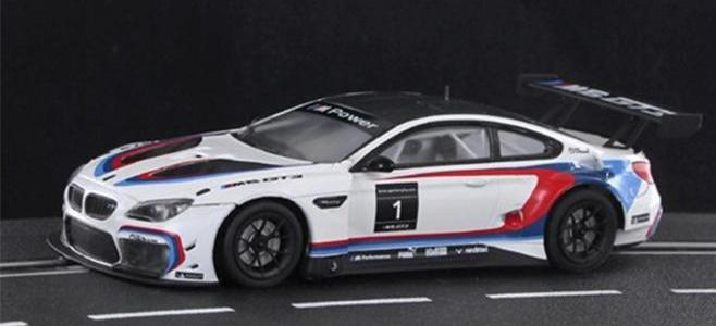 BMW M6 GT3 SIDEWAYS PREVIEW