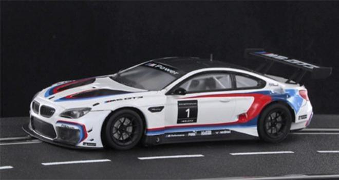 BMW M6 GT3 SIDEWAYS PREVIEW