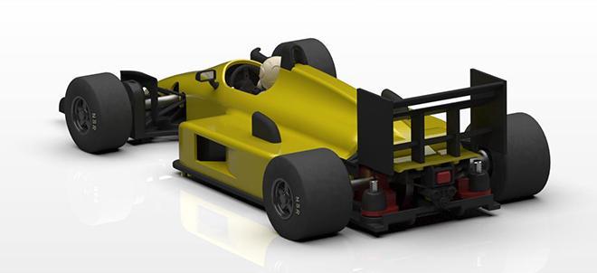 F1 NSR