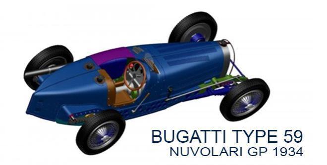 BUGATTI TYPE 59 PREVIEW LMM