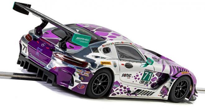 MERCEDES AMG GT3 P1 SCALEX