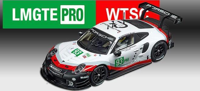 PORSCHE 911 RSR 93 CARRERA