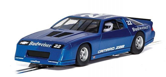 SCALEXTRIC 2020 THE LIST