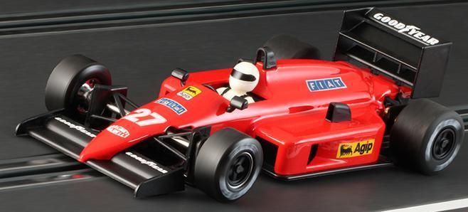 NSR F1 INSIDE