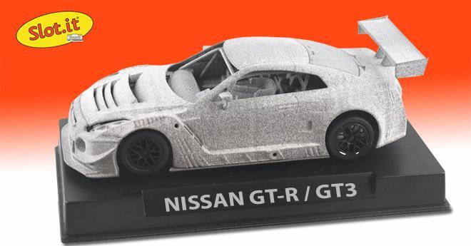 NISSAN GT R GT3 SLOT IT PREVIEW NBG