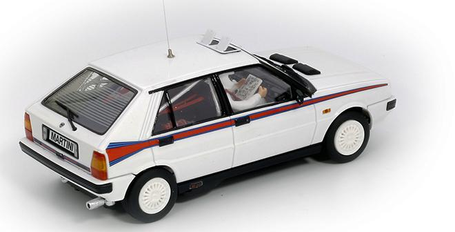 LANCIA DELTA HF 4WD TEST TEAM SLOT