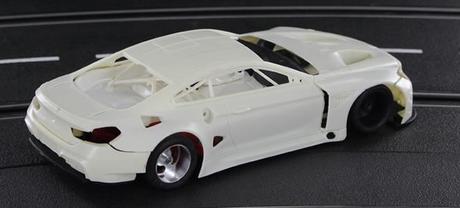 M6 GT3 SIDEWAYS