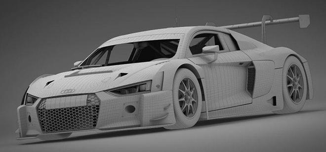 R8 LMS GT3 EVO SCALEAUTO