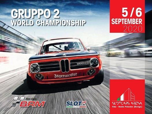 BRM GROUP 2 WORLD CHAMPIONSHIP
