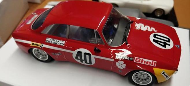 ALFA ROMEO 1300 PREVIEW BRM