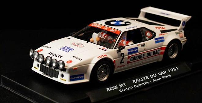 BMW M1 VAR FLY CAR MODEL