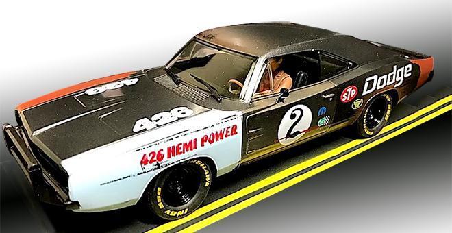 DODGE CHARGR STREET RACER PIONEER