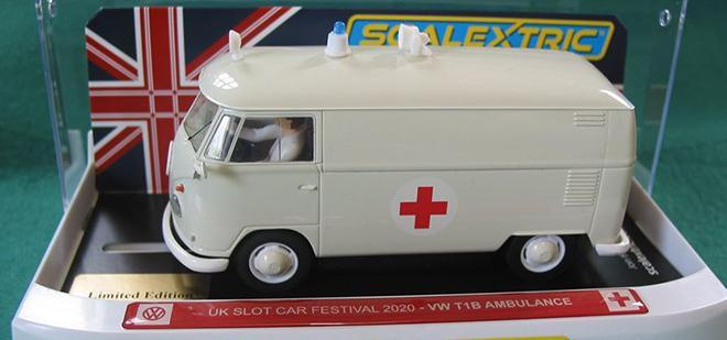 VW TB1 RED CROSS UKSCF