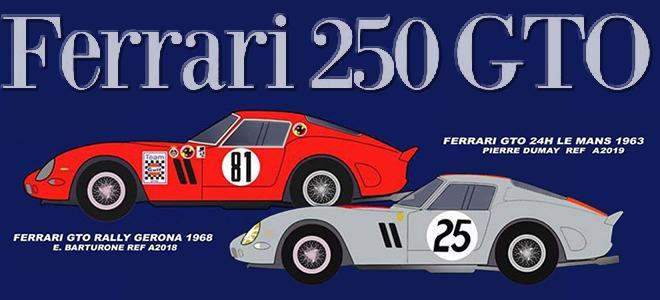 250 GTO FLY CAR MODEL PREVIEW