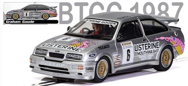 FORD SIERRA RS500 GOODE SCALEXTRIC