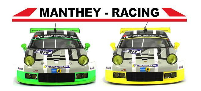 911 GT3 MANTHEY SCALEAUTO