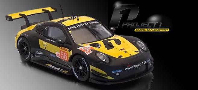 911 RSR PROJECT 1 CARRERA