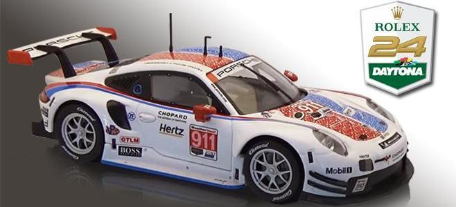 PORSCHE 911 RSR BRUMOS CARRERA