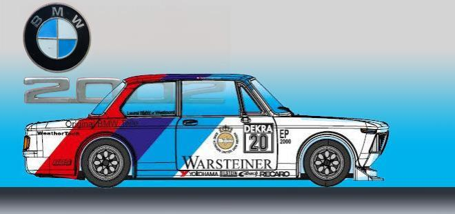 BMW 2002 PREVIEW BRM