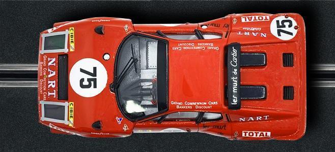 FERRARI 365 GT4 BB PRS