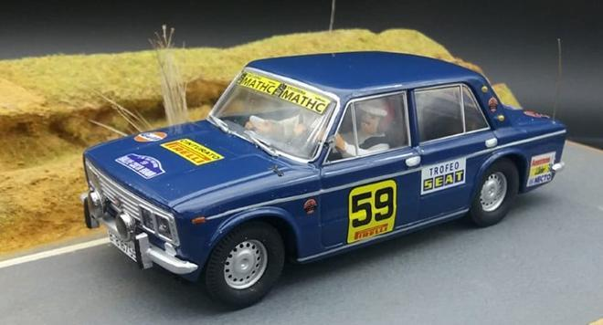 SEAT 1430 BABLER SCALEXTRICPASSION