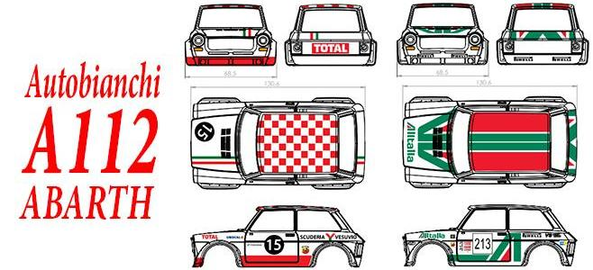A112 ABARTH PREVIEW TTS