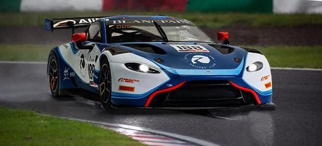 Aston Martin Vantage GT3 G59 SCALEXTRIC