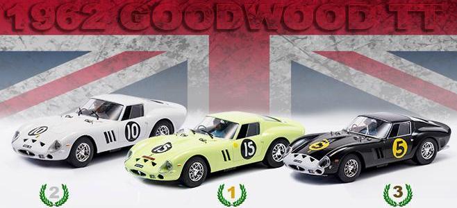250 GTO GOODWOOD TT FLY
