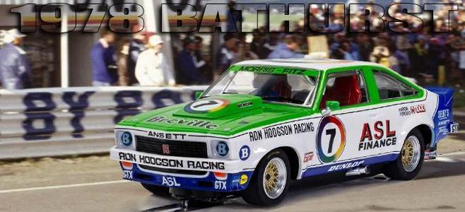 HOLDEN TORANA A9X 1978 SCALEXTRIC