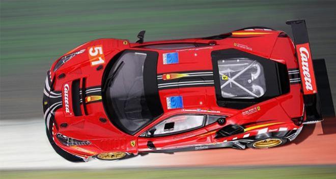 FERRARI 488 GTE CARRERA