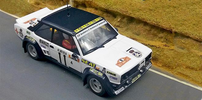 FIAT 131 ABARTH SCXPASSION