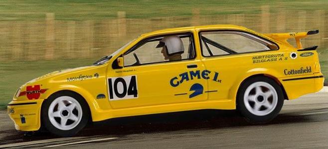 FORD SIERRA CAMEL SCALEXTRIC