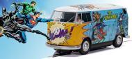 VW VAN DC COMICS  SCALEXTRIC