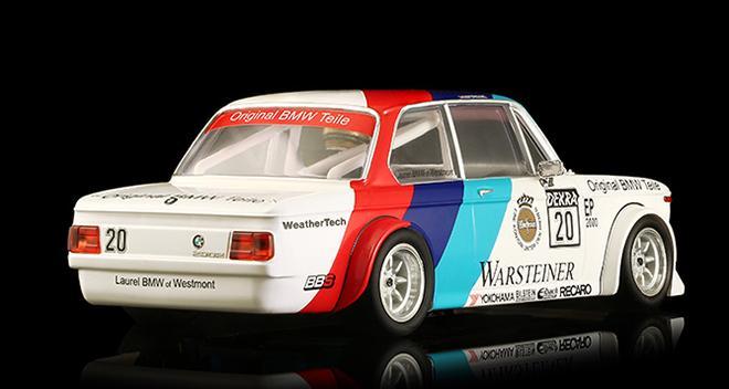 BMW 2002 TI BRM