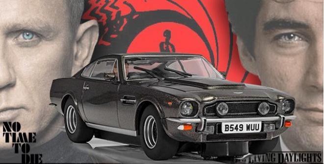 007 V8 VANTAGE SCALEXTRIC