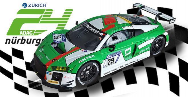 AUDI R8 LMS GT3 CARRERA
