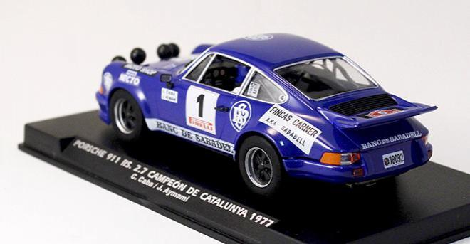 911 CARRERA CABA FLY CAR MODEL