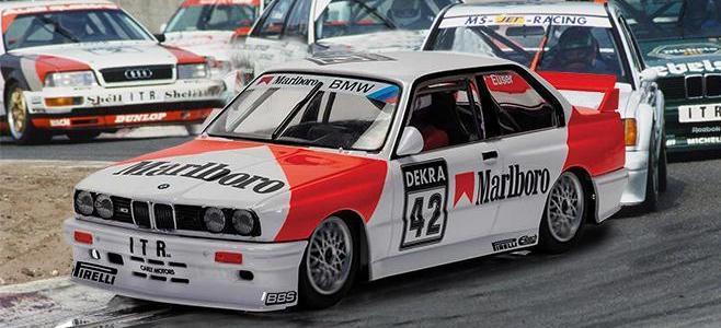 BMW M3 E30 SCALEXTRIC