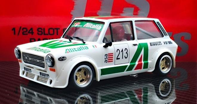 A112 ABARTH TTS