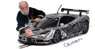 MCLAREN F1 GTR AT CAR SCALEXTRIC