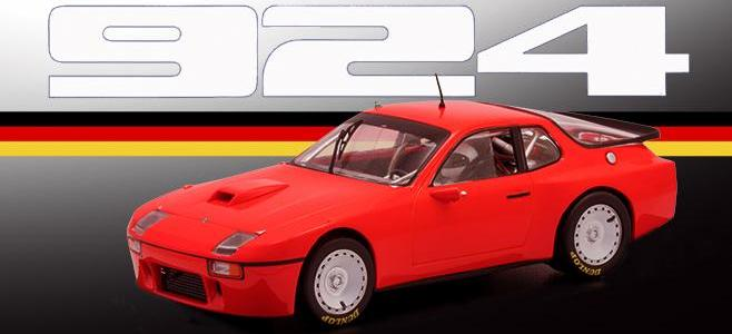 PORSCHE 924 GTP ROAD CAR FLY