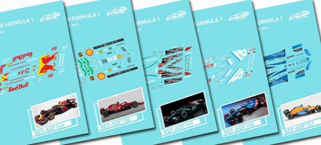 F1 DECALS ATALAYA