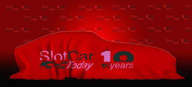 SCT CAR 10 YEARS