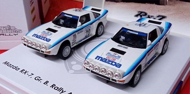 MAZDA RX7 RALLY MARALIC