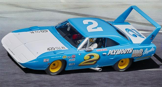 PLYMOUTH SUPERBIRD  CARRERA