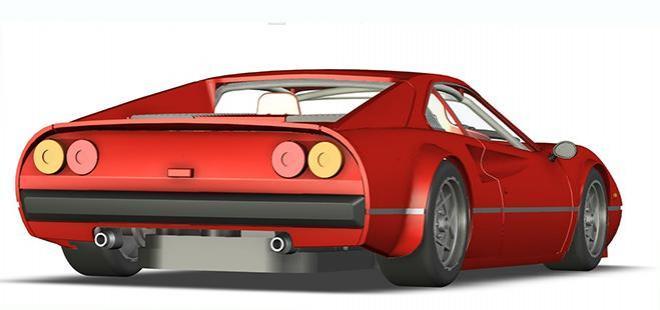 308 GTB AVANT PREVIEW